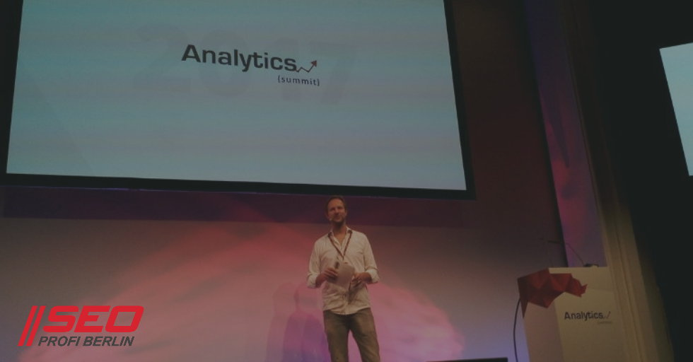 Analytics Summit 2017 in Hamburg - Recap des SEO Profi Berlin