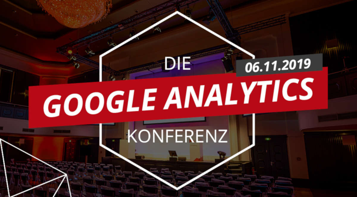 Analytics Summit 2019 in Hamburg - 6.11. - Tickets sichern