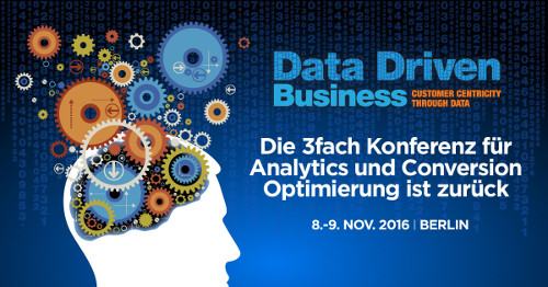Data Driven Business Konferenzen in Berlin