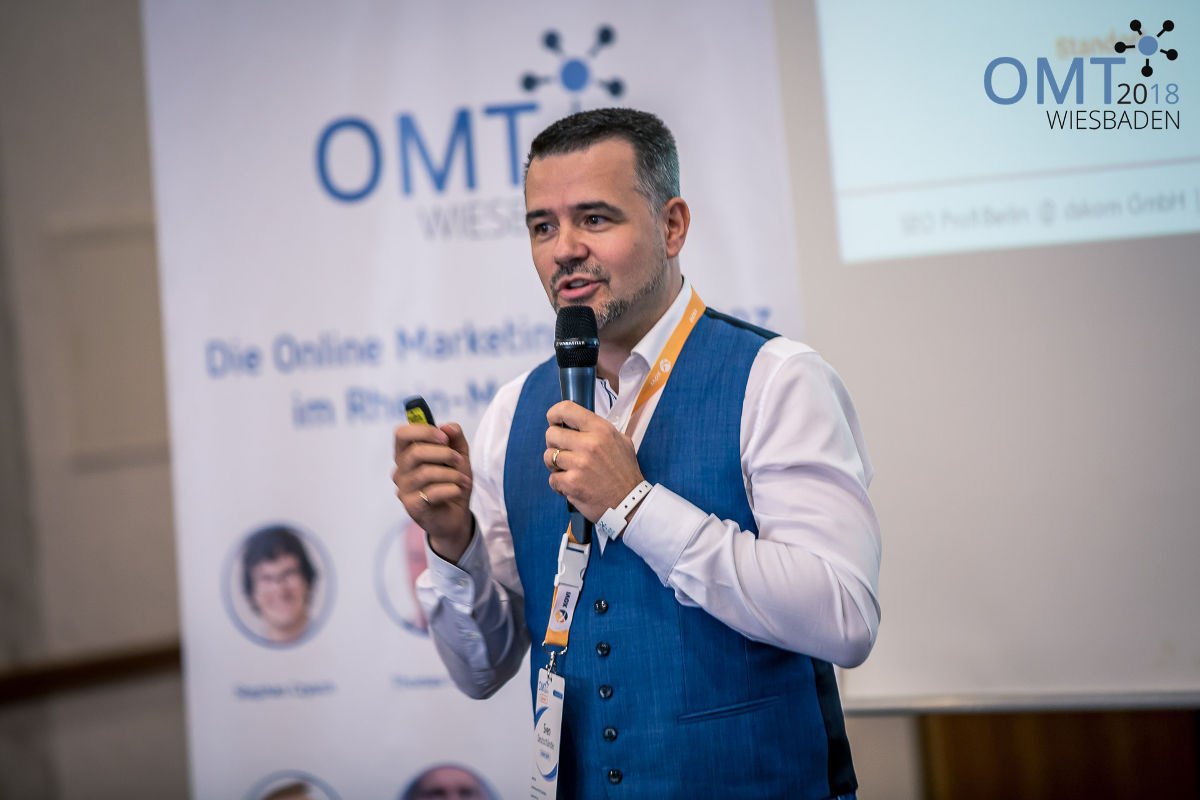 Sven Deutschländer - Online Marketing Speaker aus Berlin