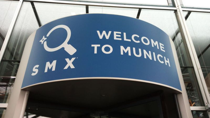 Welcome at SMX Munich 2018
