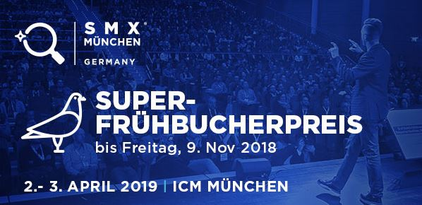 Super Early Bird Tickets - inkl. 15 % SEO Profi Berlin Rabatt