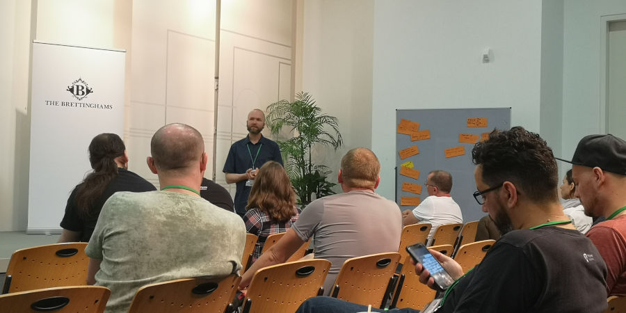 Agile Project Management - eine spannende Diskussionsrunde