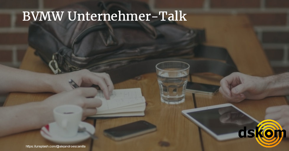 BVMW Unternehmer-Talk goes OnlineMarketing