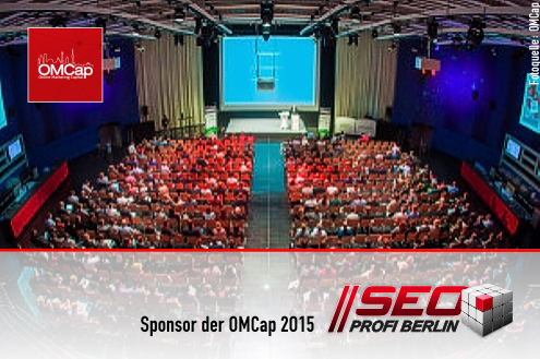 OMCap 2015 - 7.+8.10.2015 in Berlin - sponsored by SEO Profi Berlin