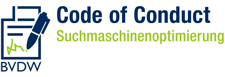 BVDW - Code of Conduct Suchmaschinenoptimierung