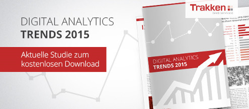 Studie zu Digital Analytics Trends in 2015