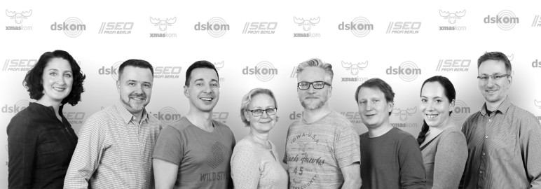 Das Team der Online-Marketing-Agentur SEO Profi Berlin