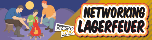 Networking am Lagerfeuer - Campixx Week & SEO Campixx 2015
