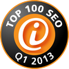 Top 100 Agentur laut iBusiness-Ranking seit 2010